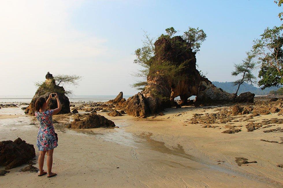 Buffalo Bay op Koh Phayam