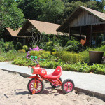Heaven Beach Resort op Koh Phayam