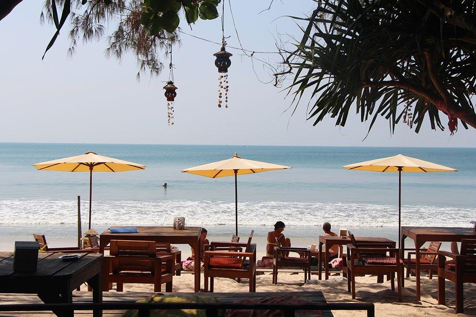 JJ Beach Resort op Koh Phayam