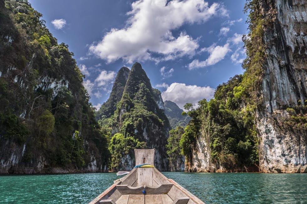 Khao Sok Tours-Boottocht over het meer