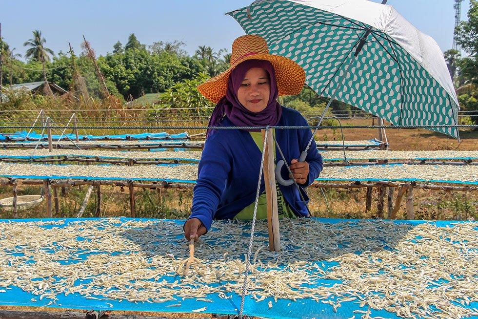 Khao Yai Yai Vrouw
