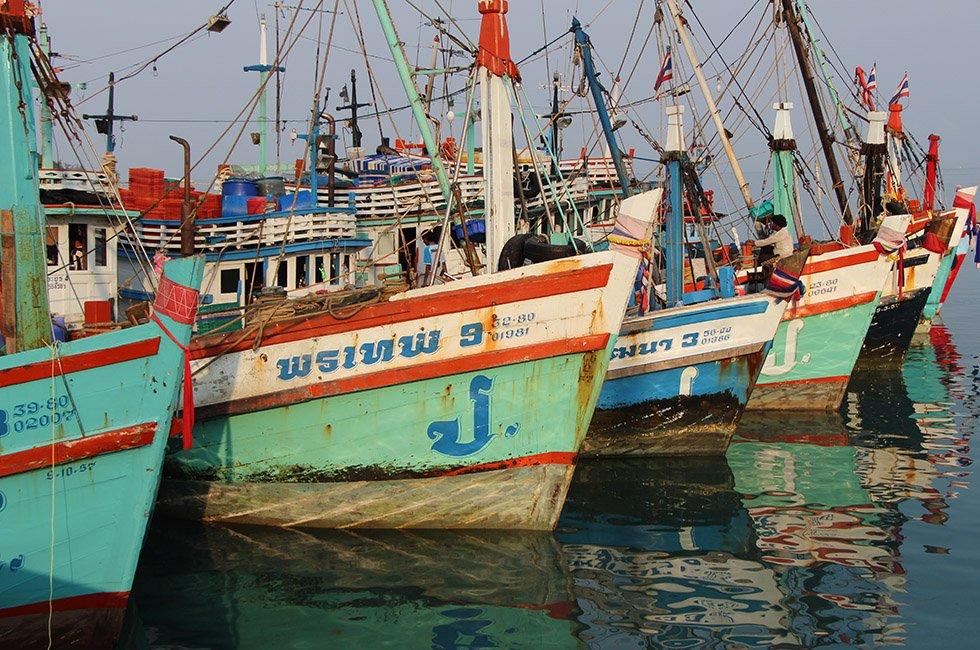 Koh Phangan Pier
