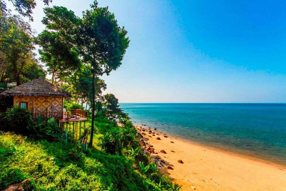 Romantische hotels Thailand - KohJum Resort