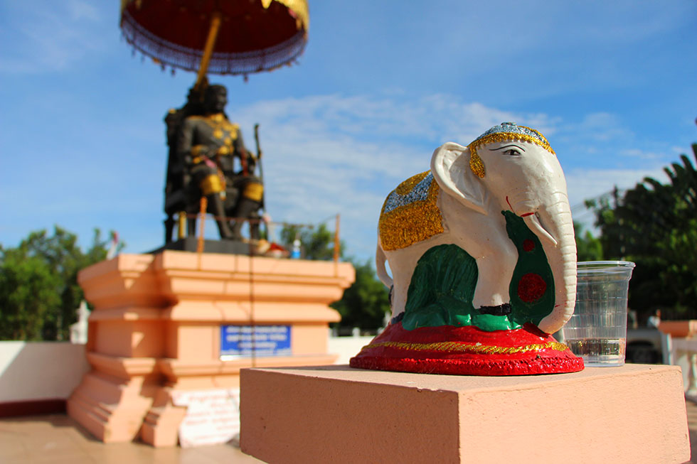 Fietstocht Chiang Mai