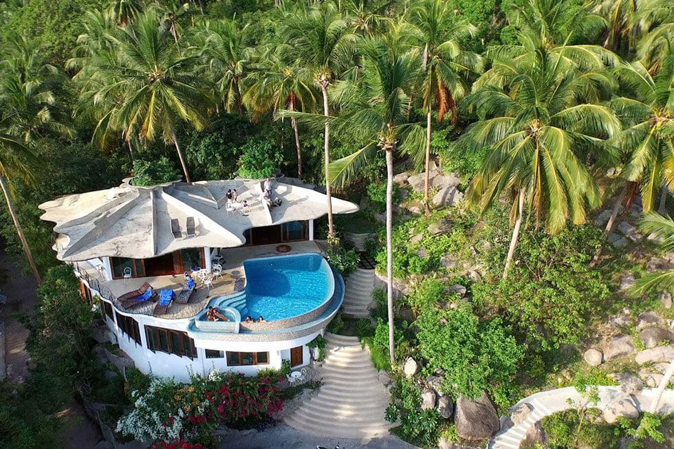 Romantische hotels Thailand - Monkey Flower Villas