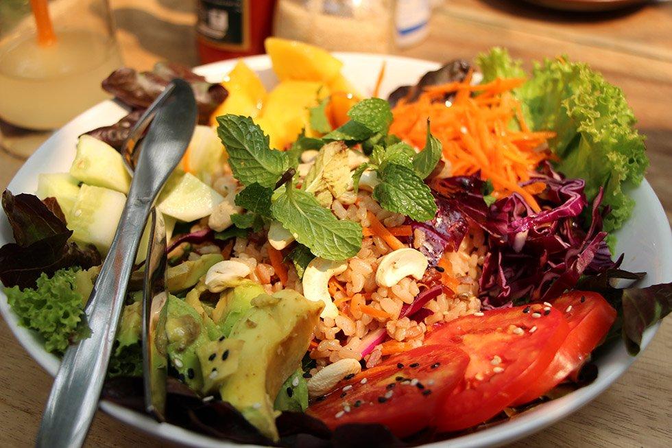 Om Garden Food