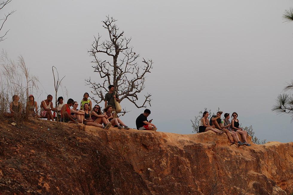 Pai Canyon groep