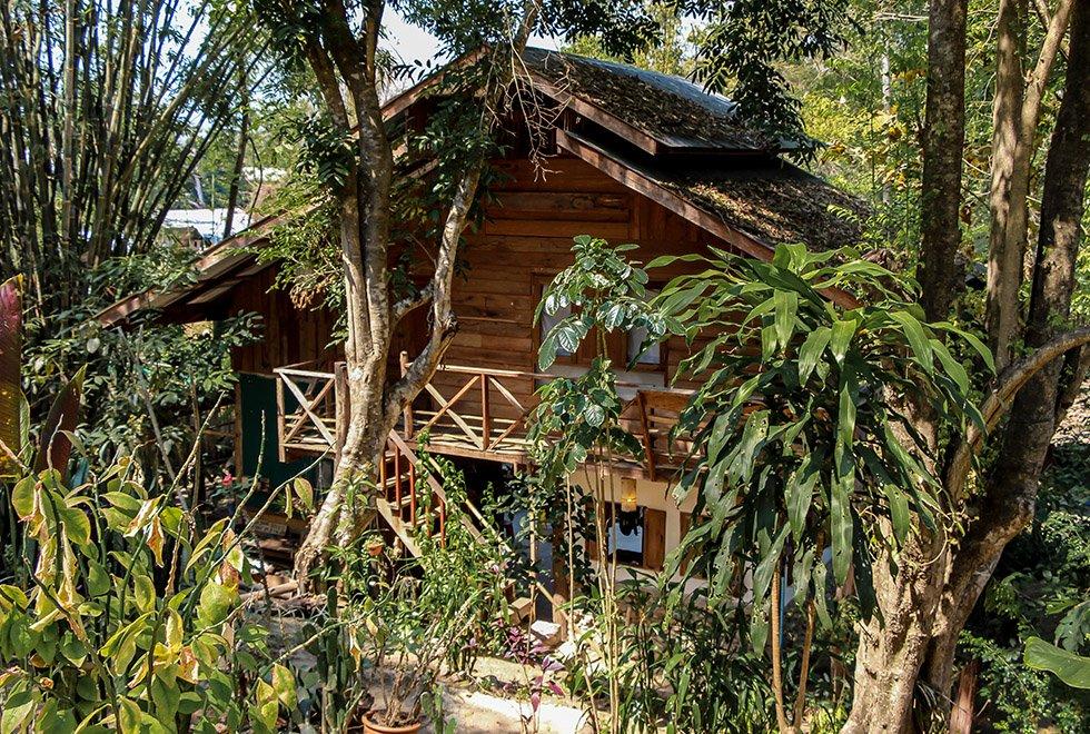 Pai Jungle Huis2