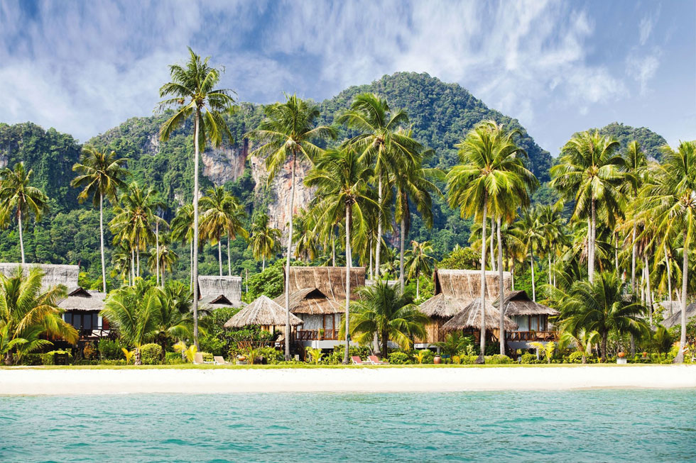 Romantische hotels Thailand - Phi Phi Island Village Beach Resort