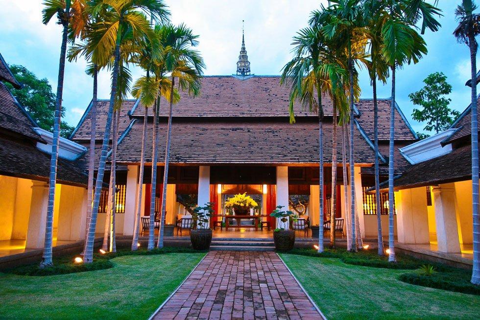 Romantische hotels Thailand - Rachamankha