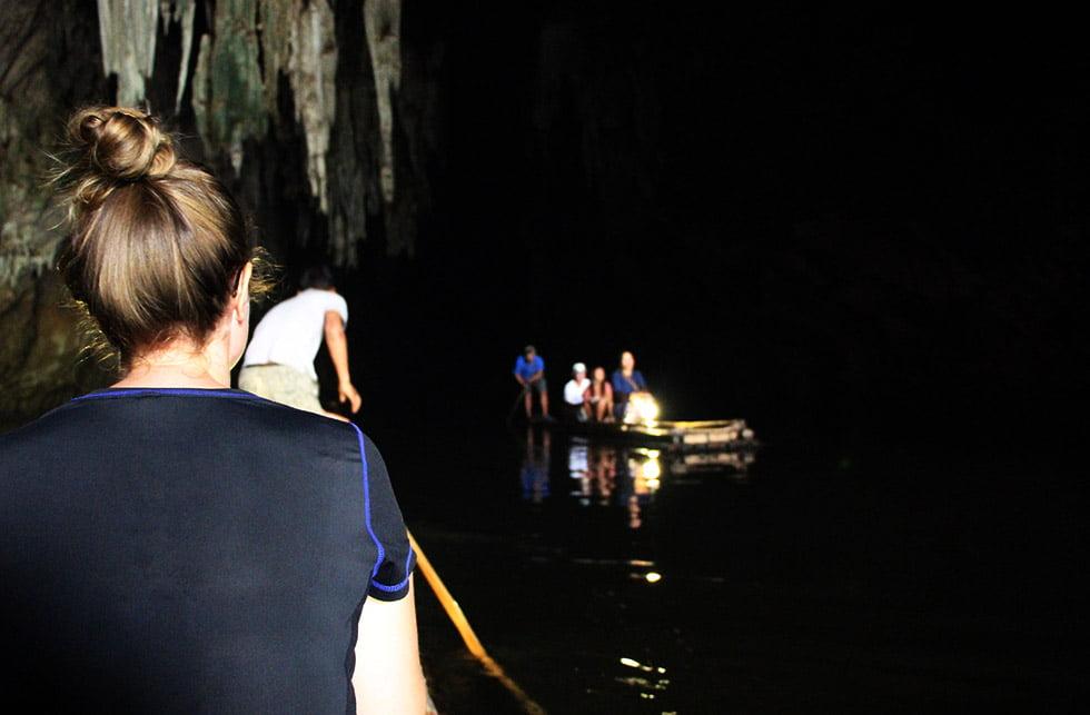 Lod Cave rivier