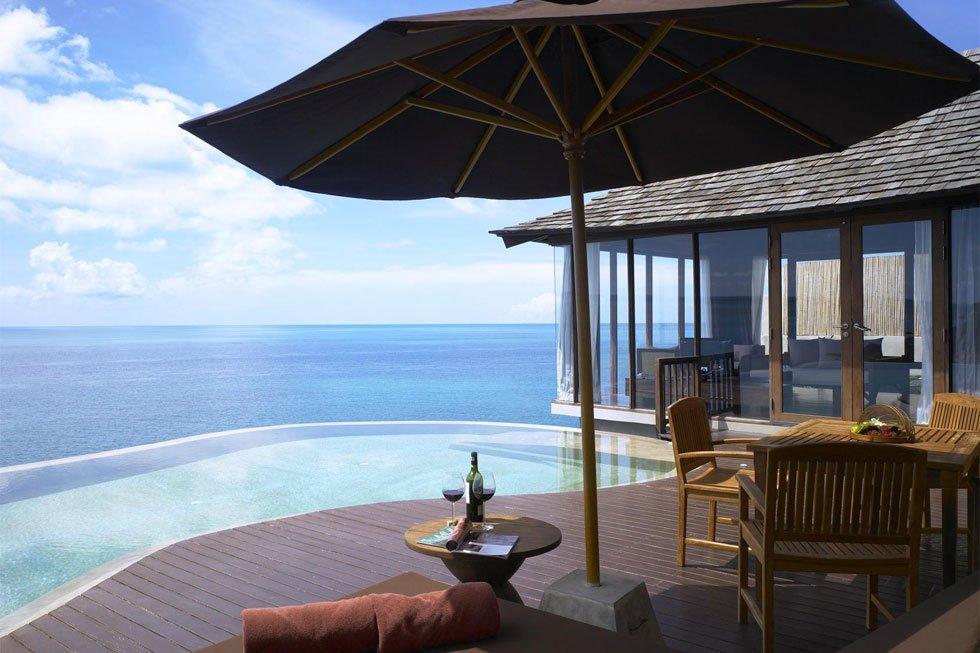 Romantische hotels Thailand - Silavadee Pool Spa Resort