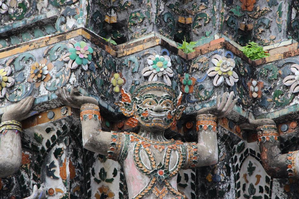 Wat Arun - Tempel van de Dageraad