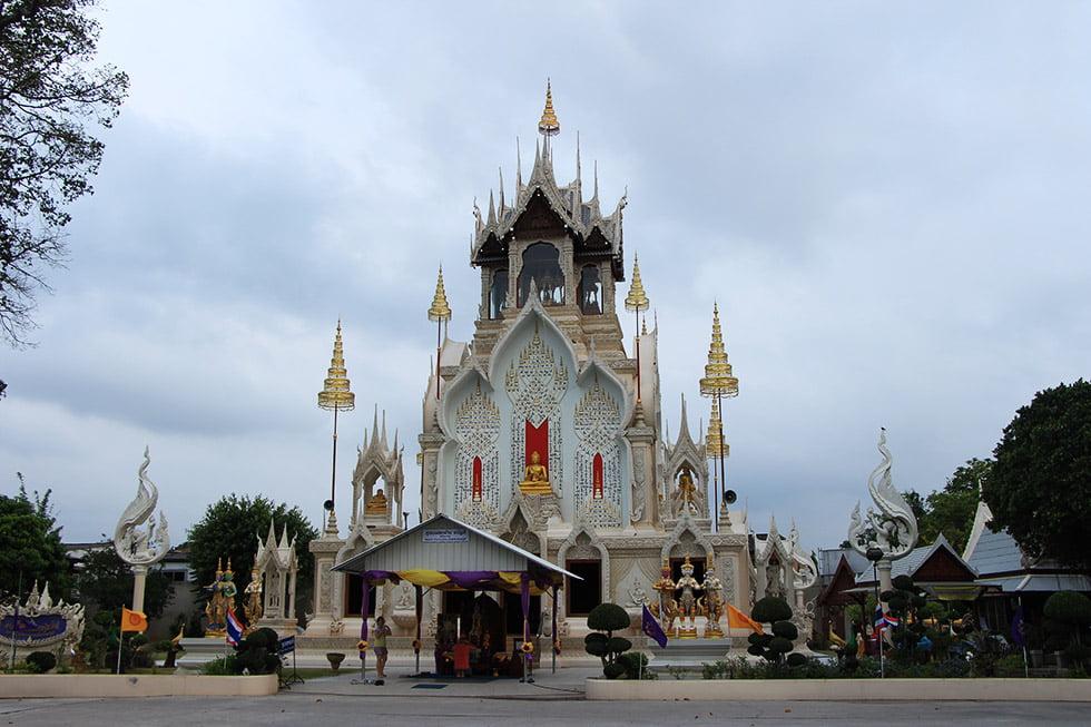 Wat Khoy tempel Petchaburi