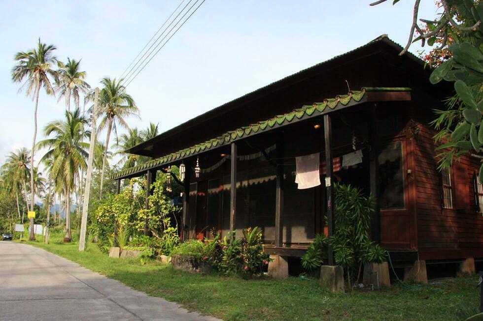 Ons huis op Koh Samui