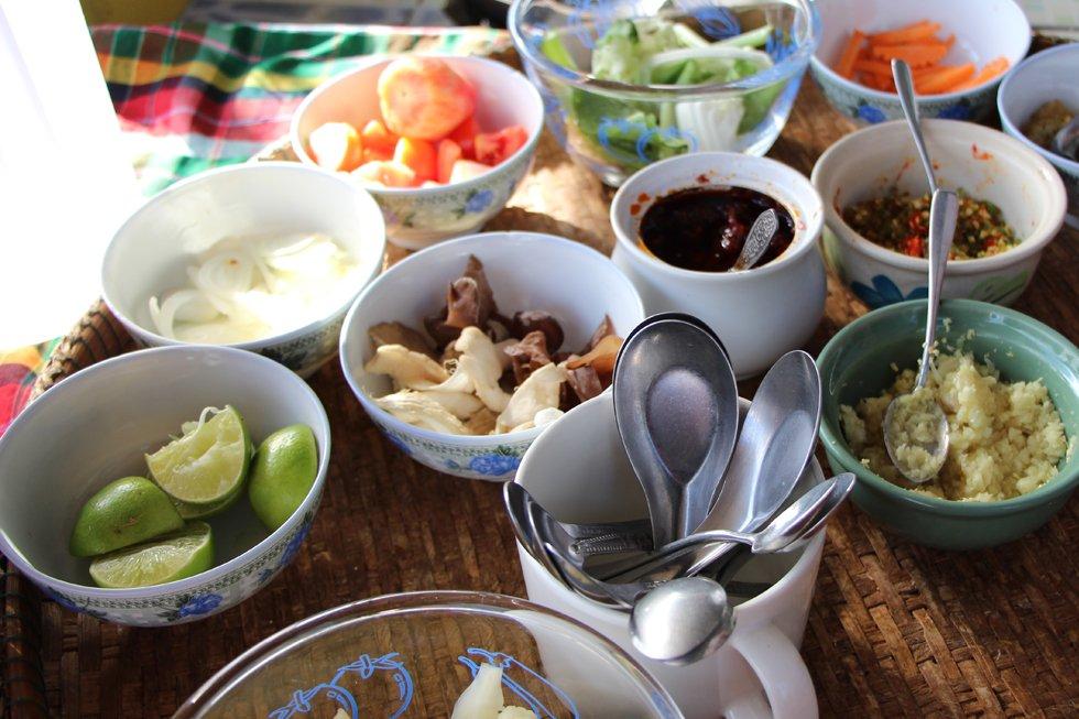 On's Vegetarian Restaurant  - Restaurants Kanchanaburi