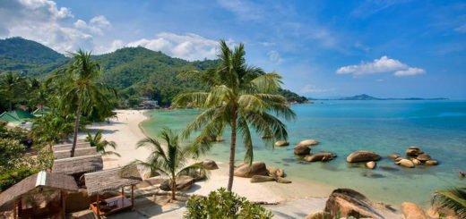 Crystal Bay op Koh Samui
