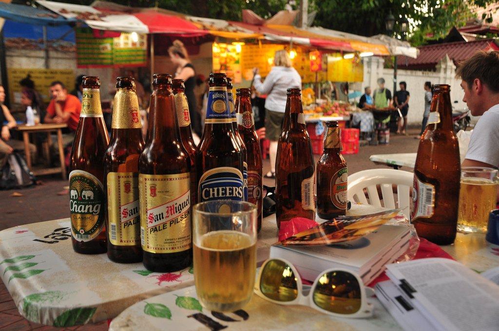 Thais bier