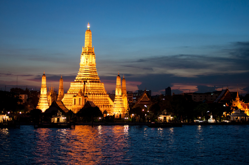 Wat Arun: Tempel van de Dageraad - Tempels Bangkok