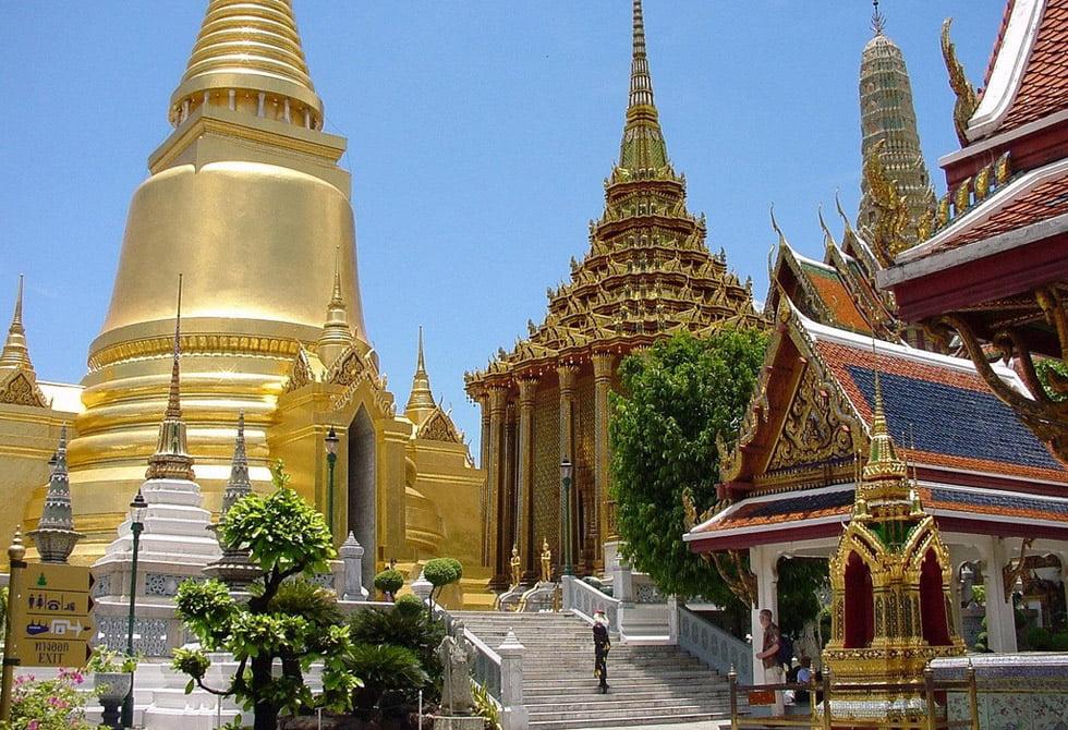 Wat Phra Kaew - Tempels Bangkok