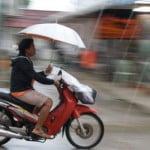 Regenseizoen Thailand