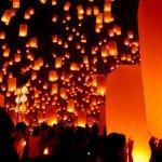 Yee Peng Festival - Landinformatie Thailand