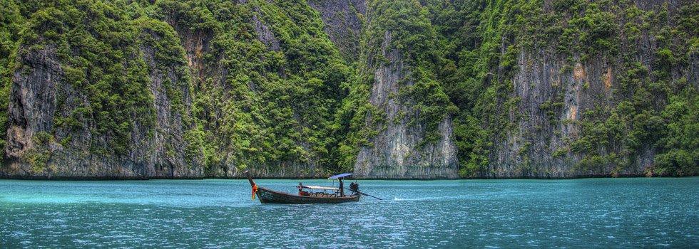 Route Thailand - Phuket