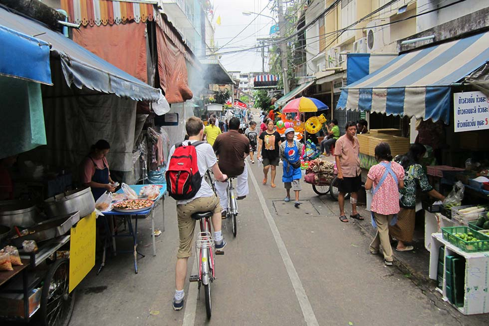 Co van Kessel - Bezienswaardigheden Bangkok
