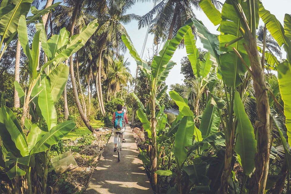 Toffe route door Thailand - fietsen in Bangkok!