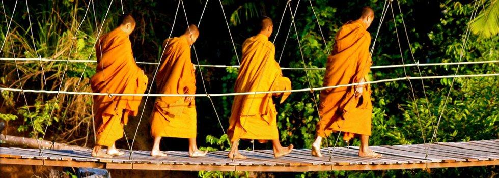 Route Thailand