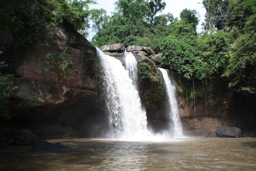 Waterval Khao Yai Nationaal Park