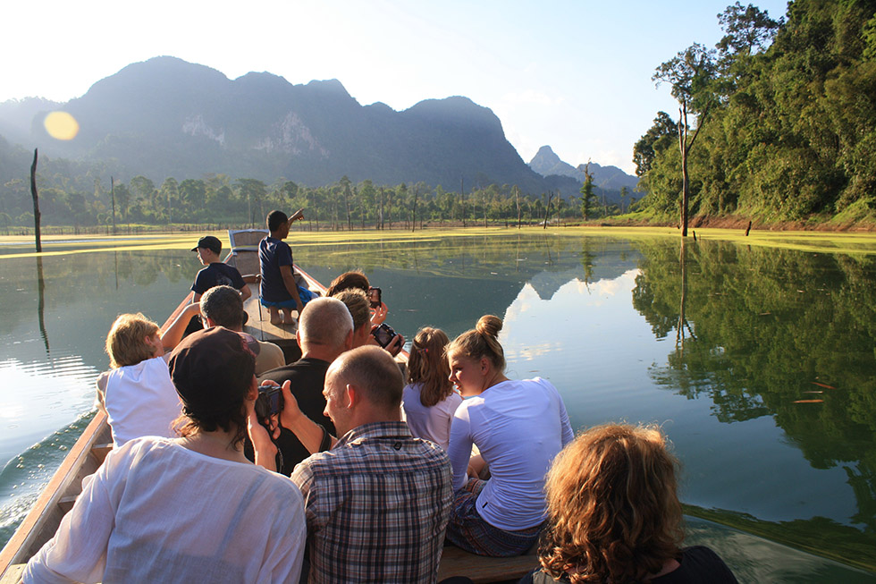 Khao Sok Lake adventures