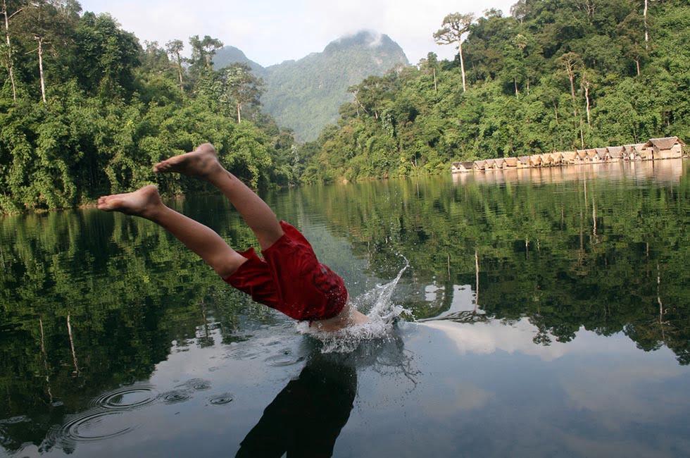 Jungle Water Rotsen Khao Sok