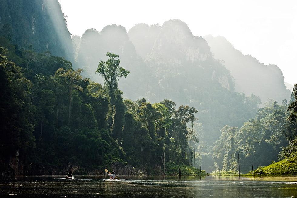 Khao Sok Kayak