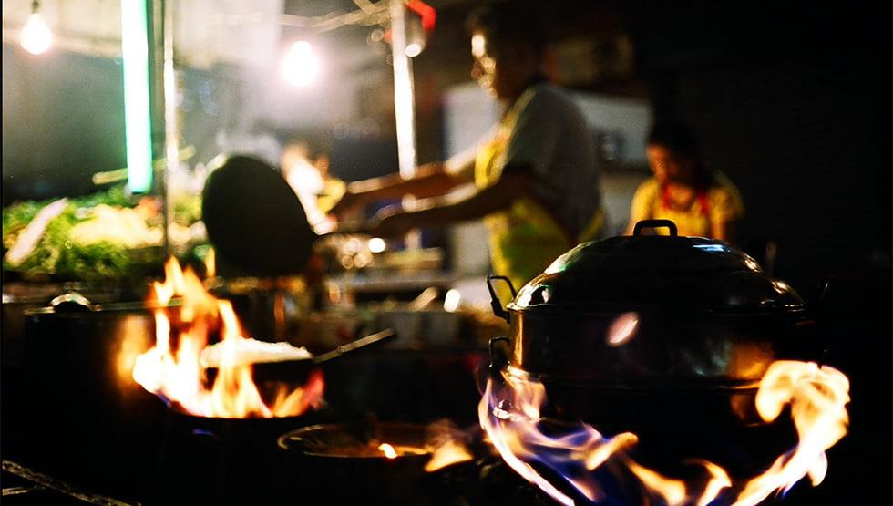 Street food Thailand