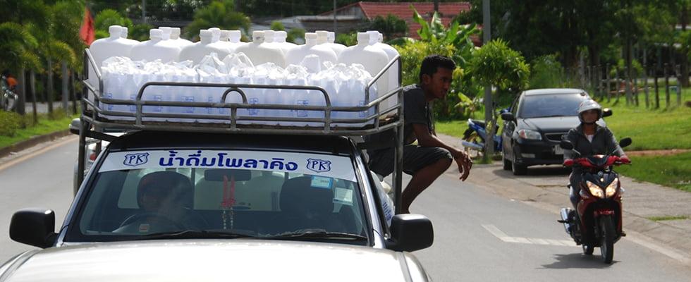 Water Thailand