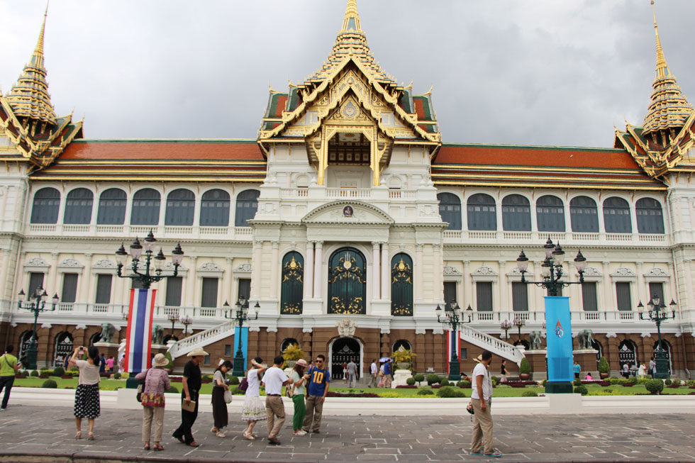 Grand Palace - Bezienswaardigheden Bangkok