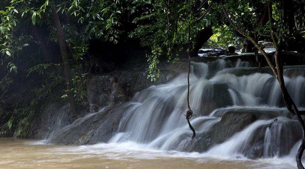 Hot Springs - Krabi