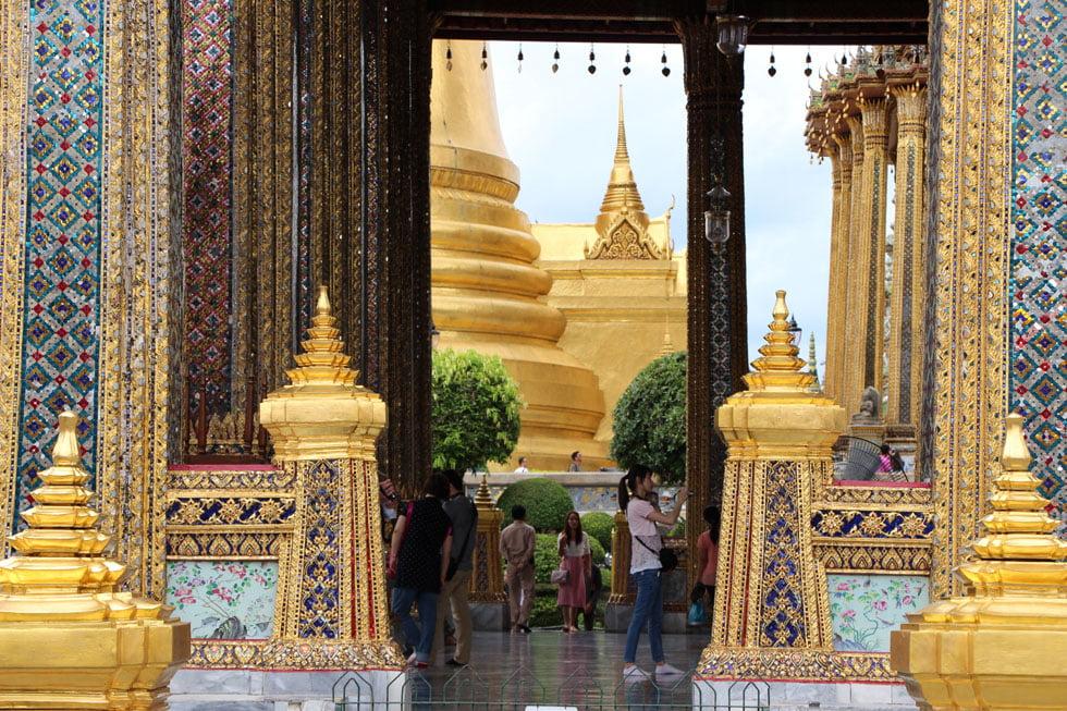 Mooiste Tempels Bangkok