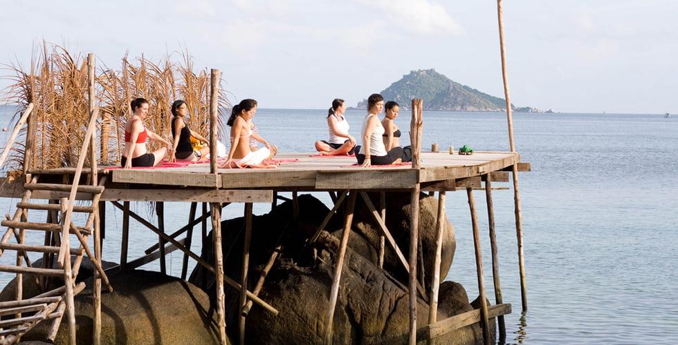 Tot rust komen in Thailand