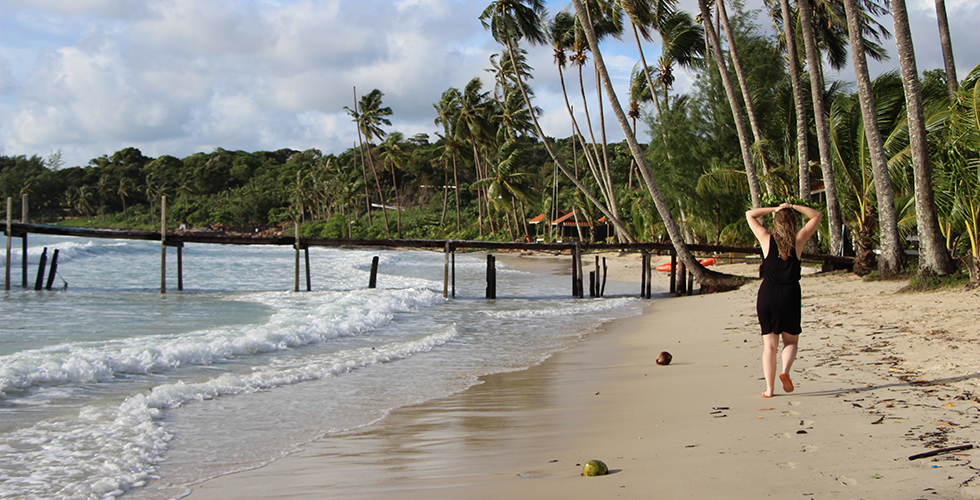 Koh Kood - Mooiste stranden van Thailand