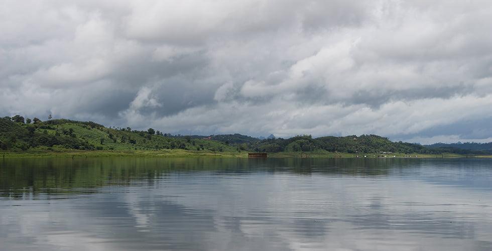 Sangkhlaburi boot