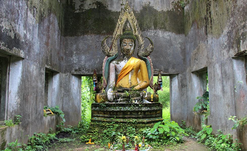 Tempel Sangkhlaburi