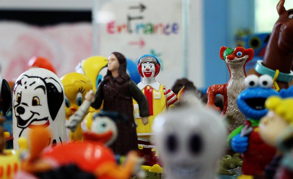 Million Toy Museum - Thailand met kinderen