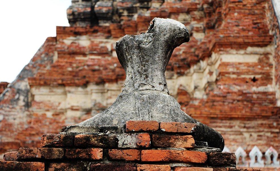 Wat Chai Watthanaram I - Ayutthaya bezienswaardigheden