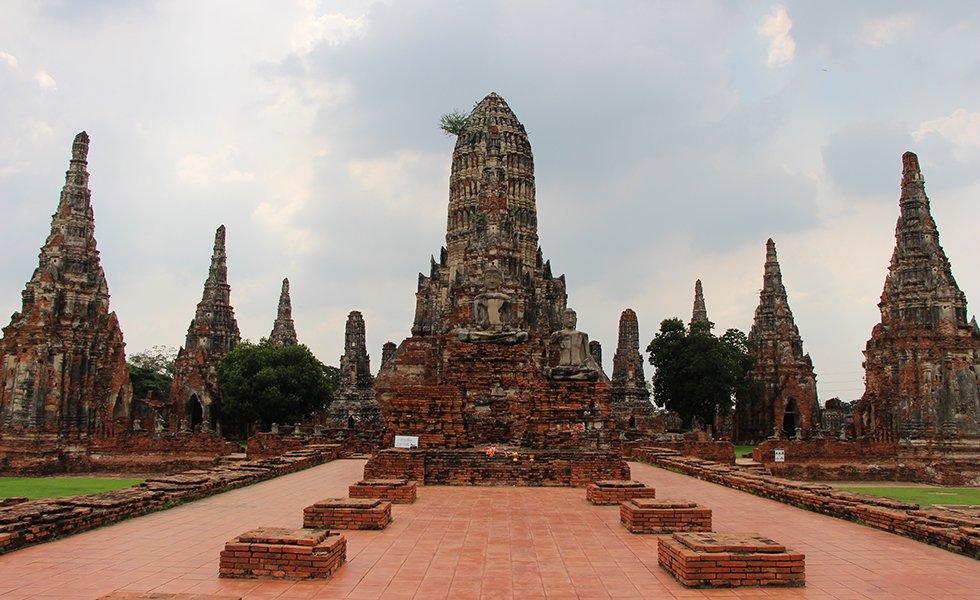 Wat Chai Watthanaram III - Ayutthaya bezienswaardigheden