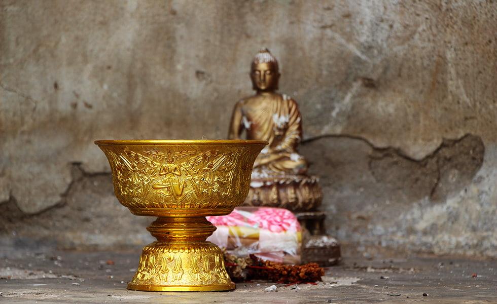 Wat Phra Si Sanphet III - Ayutthaya bezienswaardigheden