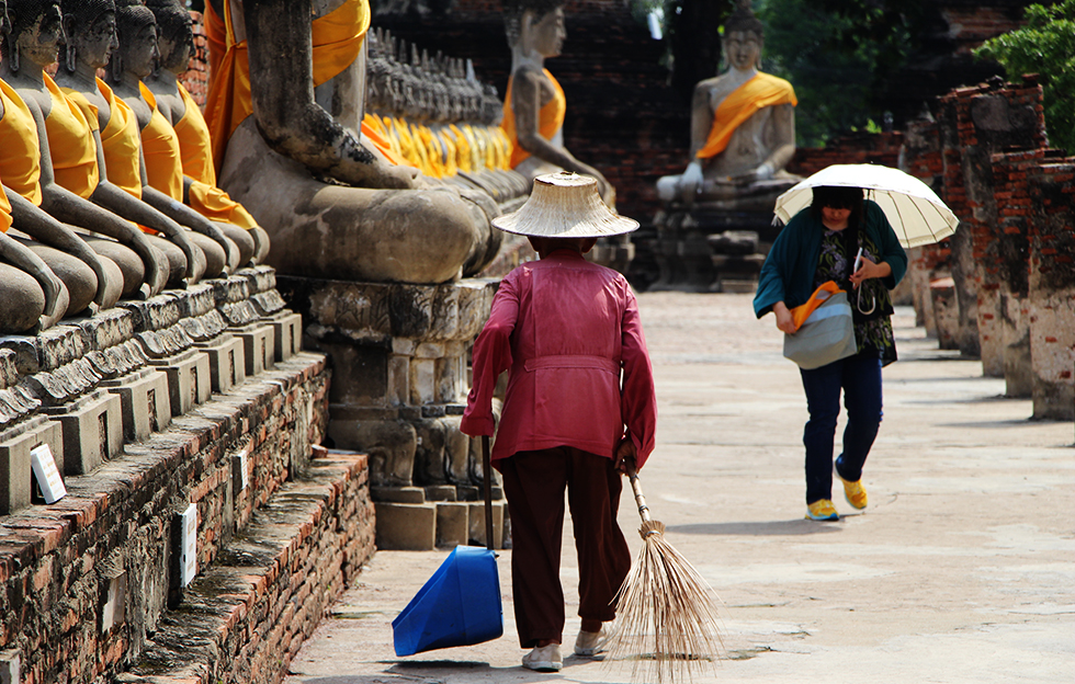 Wat Yai Chai Mongkhon I - Ayutthaya bezienswaardigheden