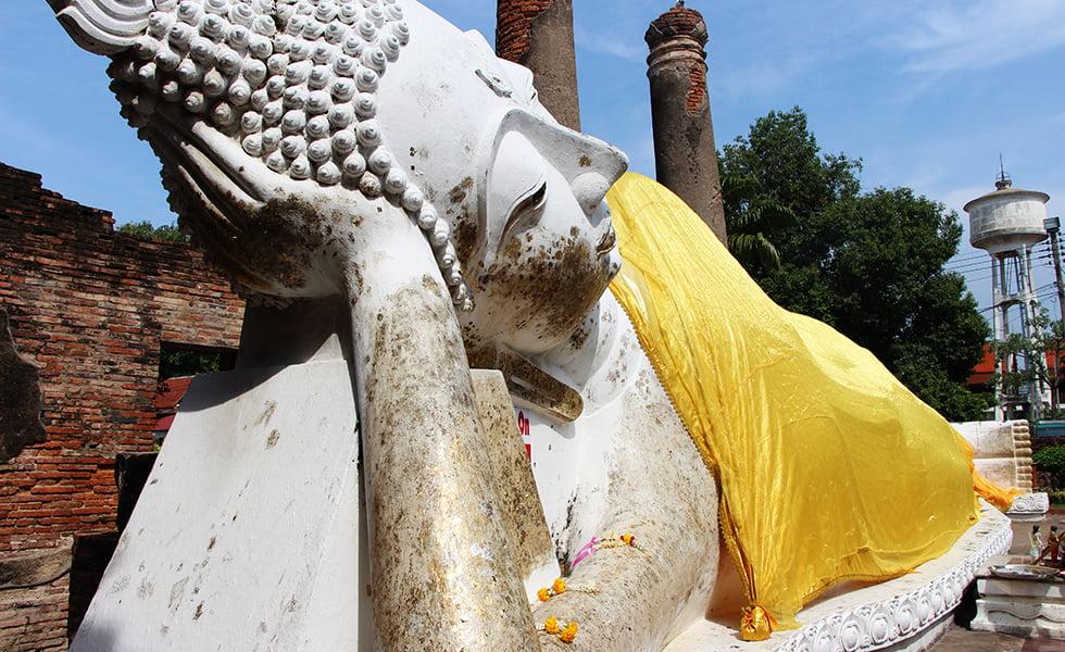Wat Yai Chai Mongkhon - Ayutthaya bezienswaardigheden