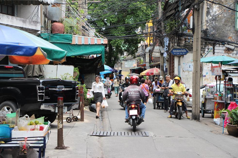 Chinatown - Bezienswaardigheden Bangkok
